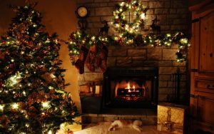 christmas-wreath-christmas-tree-and-fireplace-1440x900